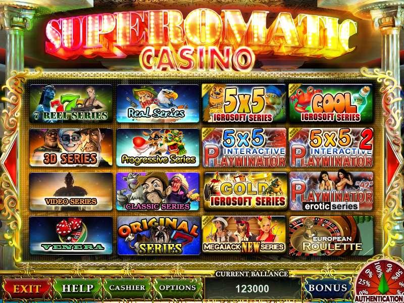 Играть в игровые автоматы супероматик онлайнi игровые автоматы играть бесплатно и без регистрации гаминаторы
