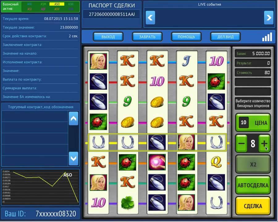 Trade Box игровой автомат