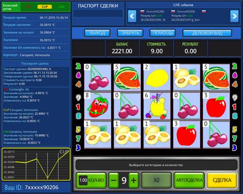 Игровая система Trade Box