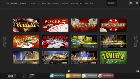 Stargame казино